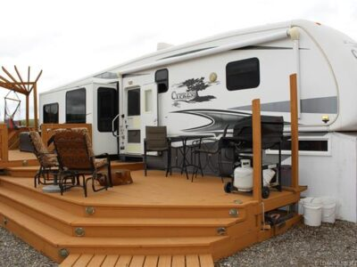 RV with Lease Lot for Sale